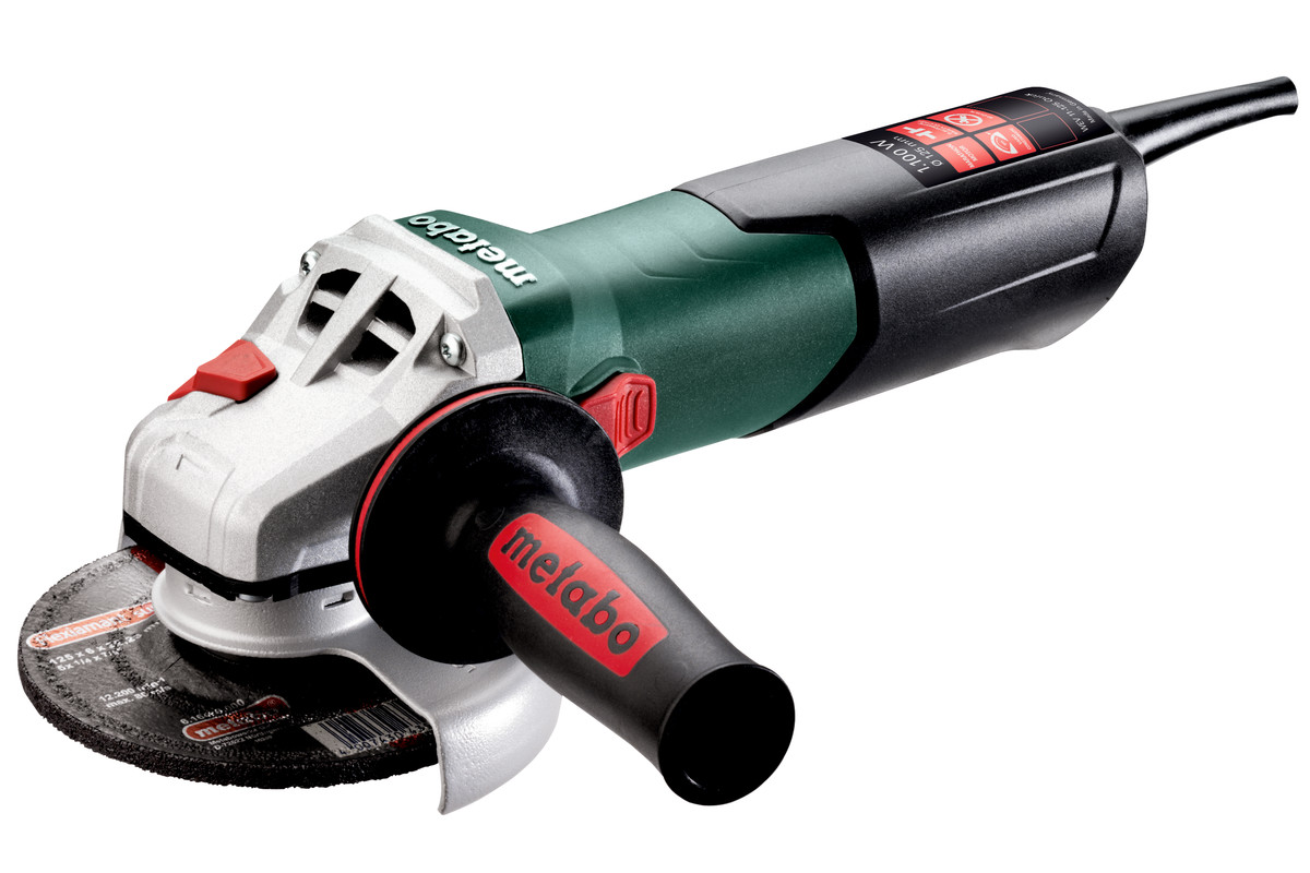 УШМ Metabo WEV 11-125 Quick 603625000