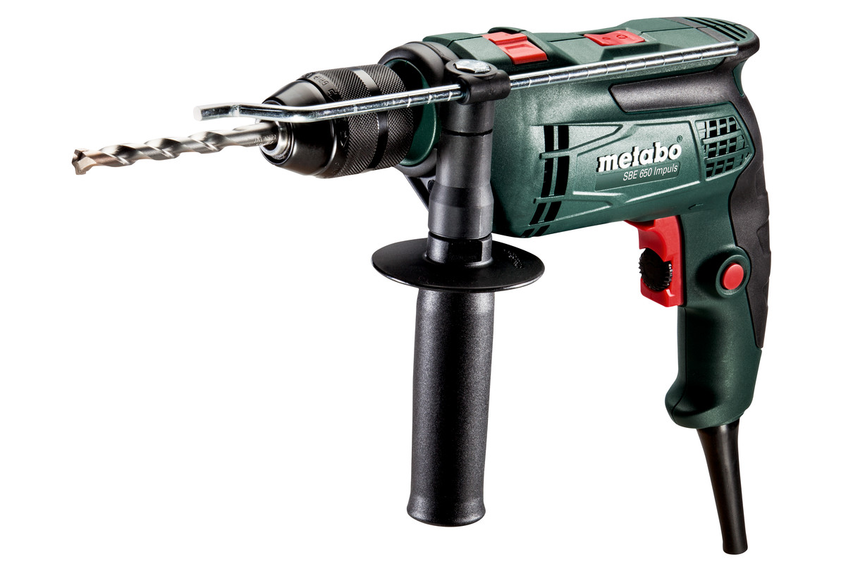 Дрель Metabo SBE 650 Impuls ударная 60067200