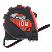 Рулетка Matrix Status magnet 3 fixation 10м*32мм 31000